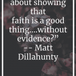 Top 24 Matt Dillahunty Quotes | Critical Thinking From Bible